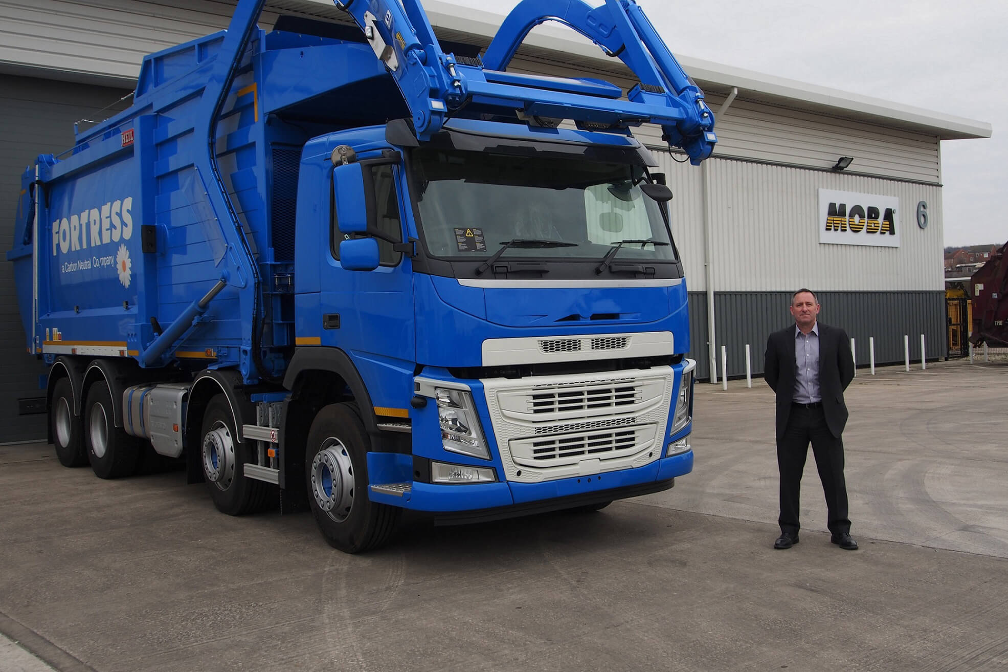 Specialist machinery supplier moves its UK headquarters to Barnsley