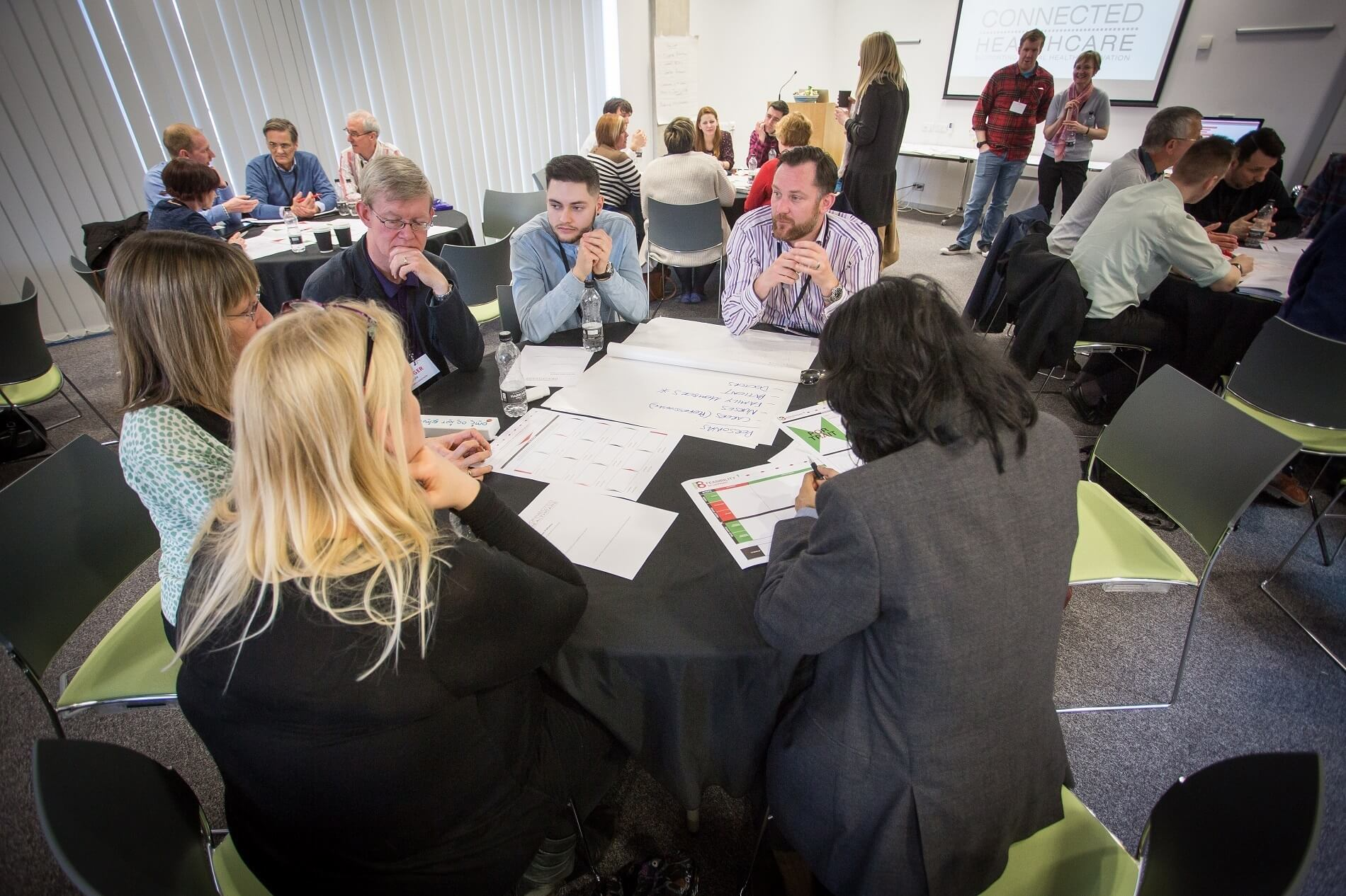 Digital specialists rise to healthcare design challenge