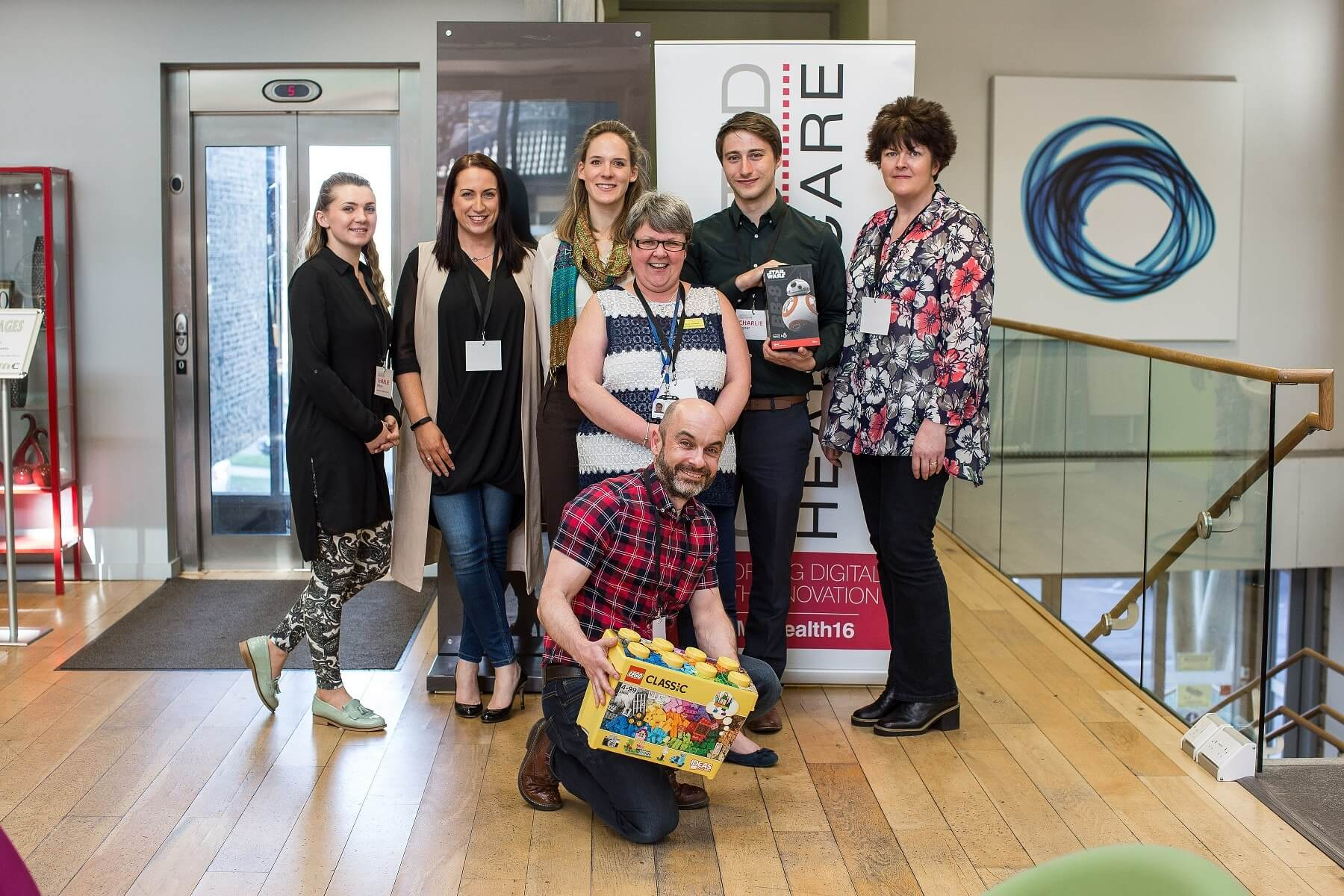 Prototypes to improve healthcare are celebrated at design challenge