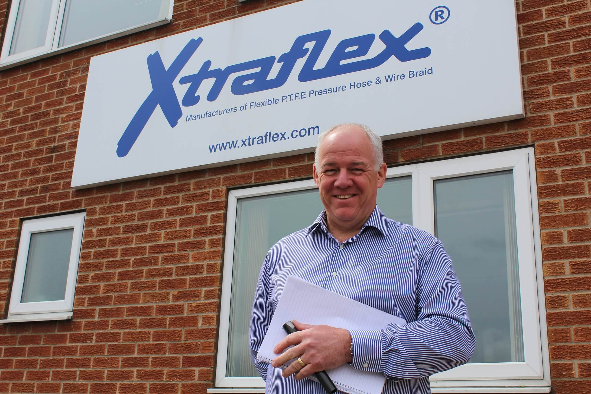 Barnsley company flexes its muscles with ambitious expansion plans