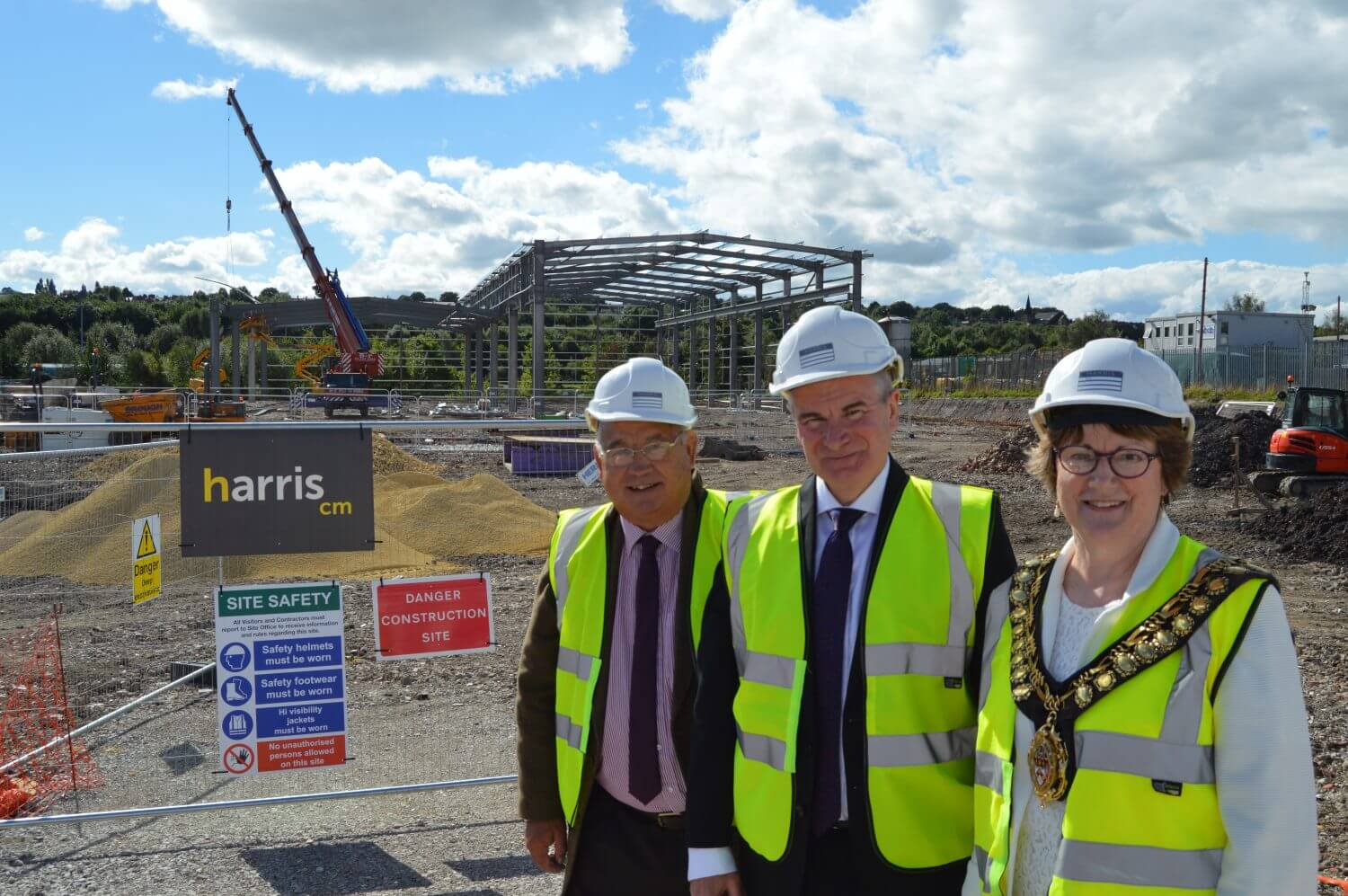Safestyle UK to build new £4.5 million factory in Barnsley
