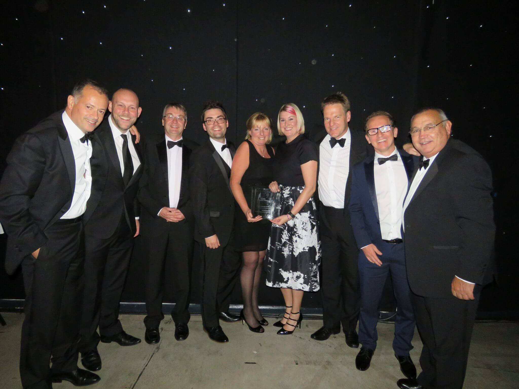 Barnsley Council scoops Local Authority of the Year Award