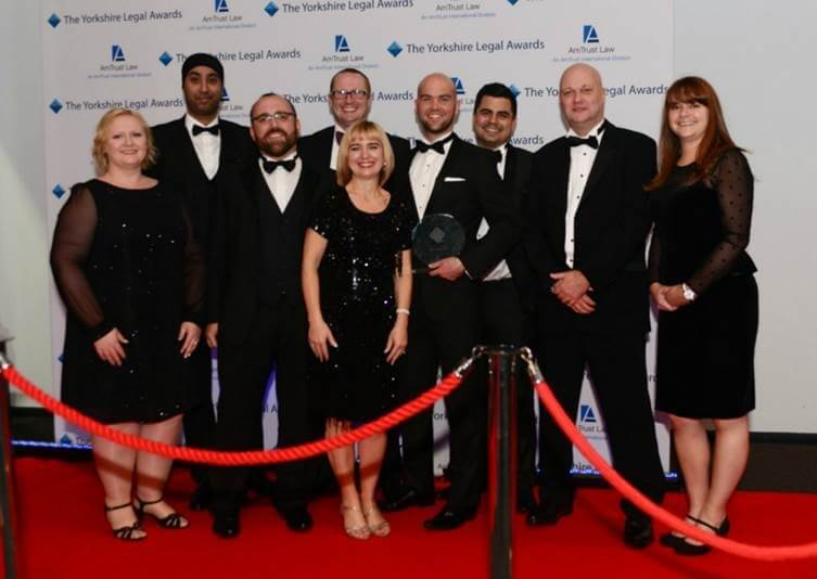 MKB Solicitors voted Yorkshire Law Firm of the Year