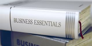 Business Essentials book