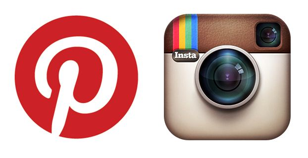 Getting started with Instagram and Pinterest