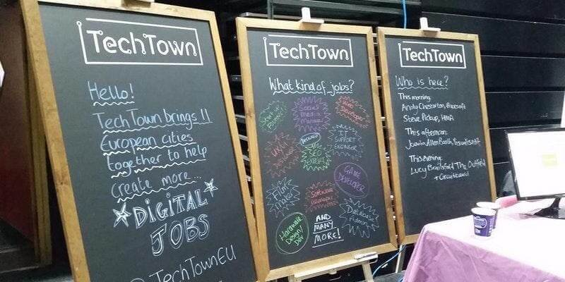 Adapt or Die: Launch of Barnsley's TechTown Digital Campus Action Plan