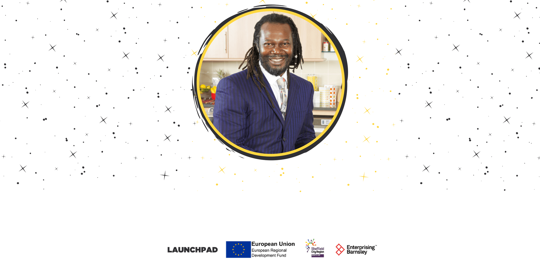 Launchpad Mentoring Celebration Evening with Levi Roots
