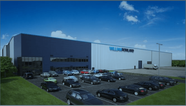 William Rowland invest in £10m expansion programme and relocation to Enterprise 36, Barnsley