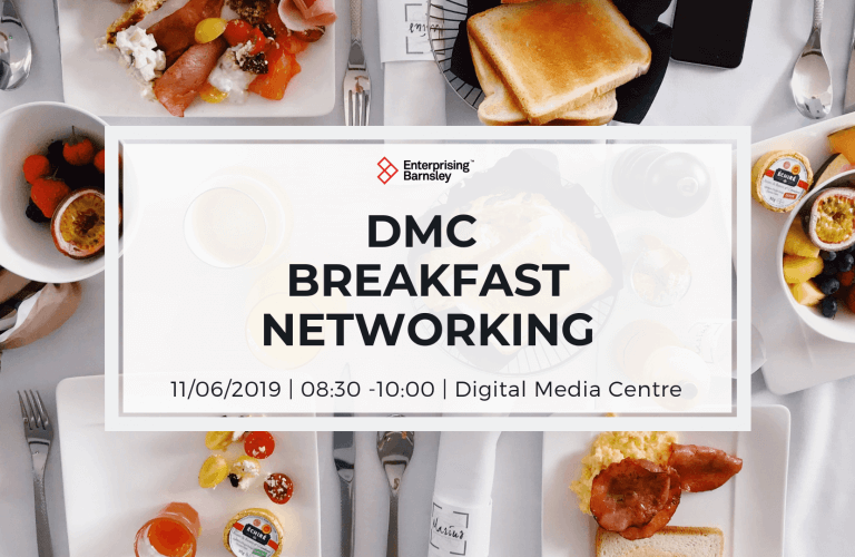 DMC Breakfast Networking June