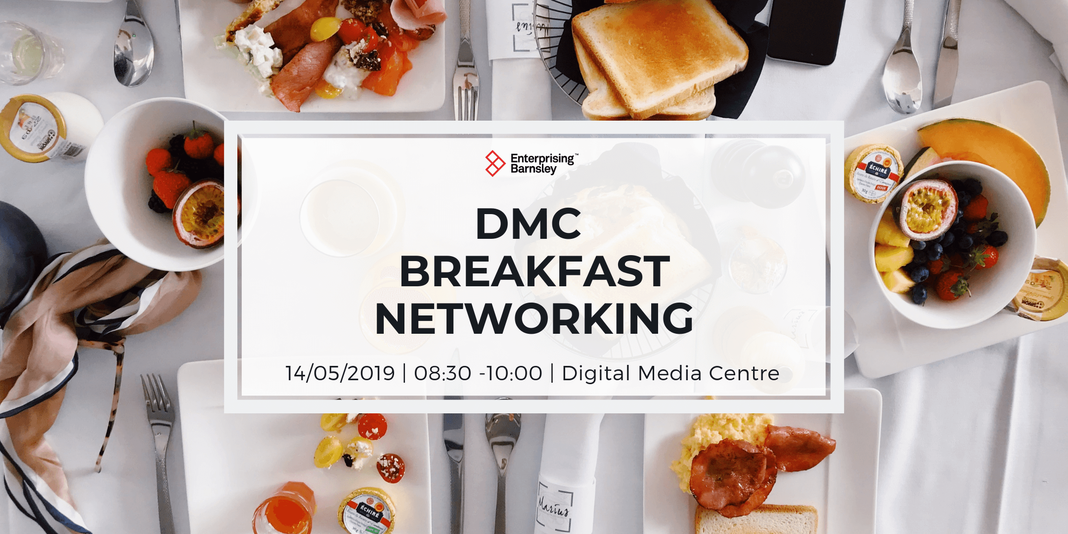 DMC Breakfast Networking May