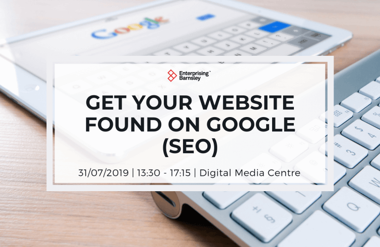 Get your website found on Google (SEO)