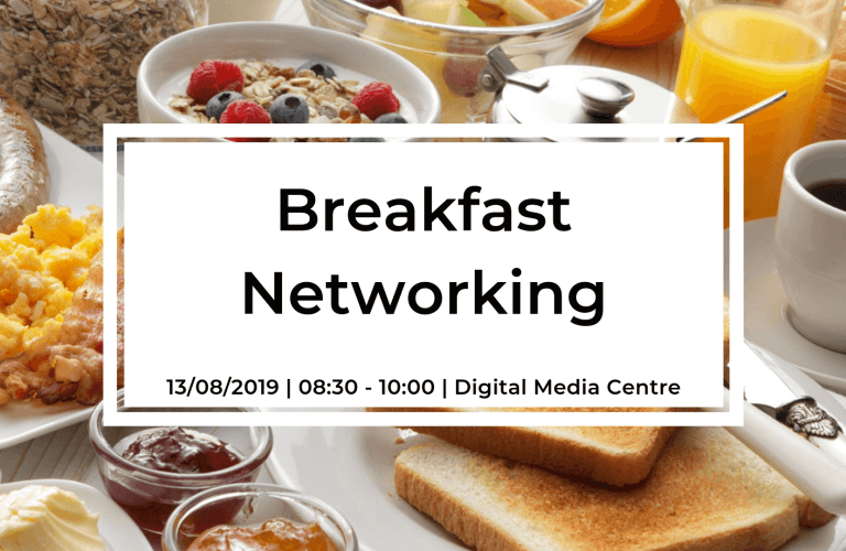 Breakfast Networking August