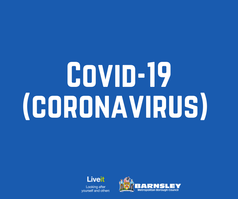 Coronavirus – Barnsley business update.