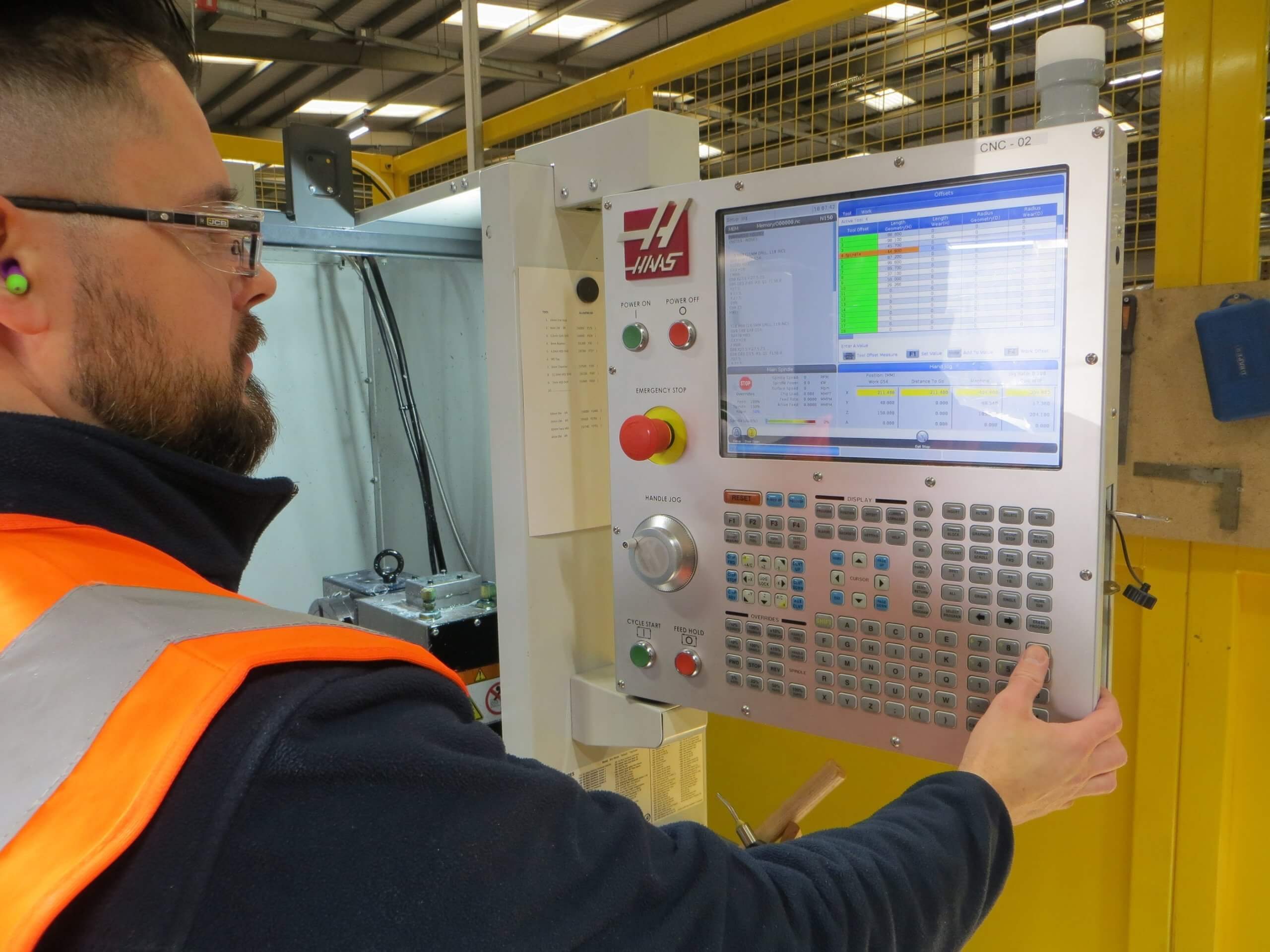 Barnsley manufacturer invests in speed and agility to boost productivity