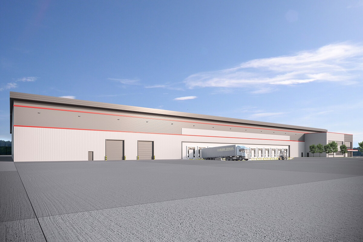 Work to start on new 125k sq ft Barnsley warehouse