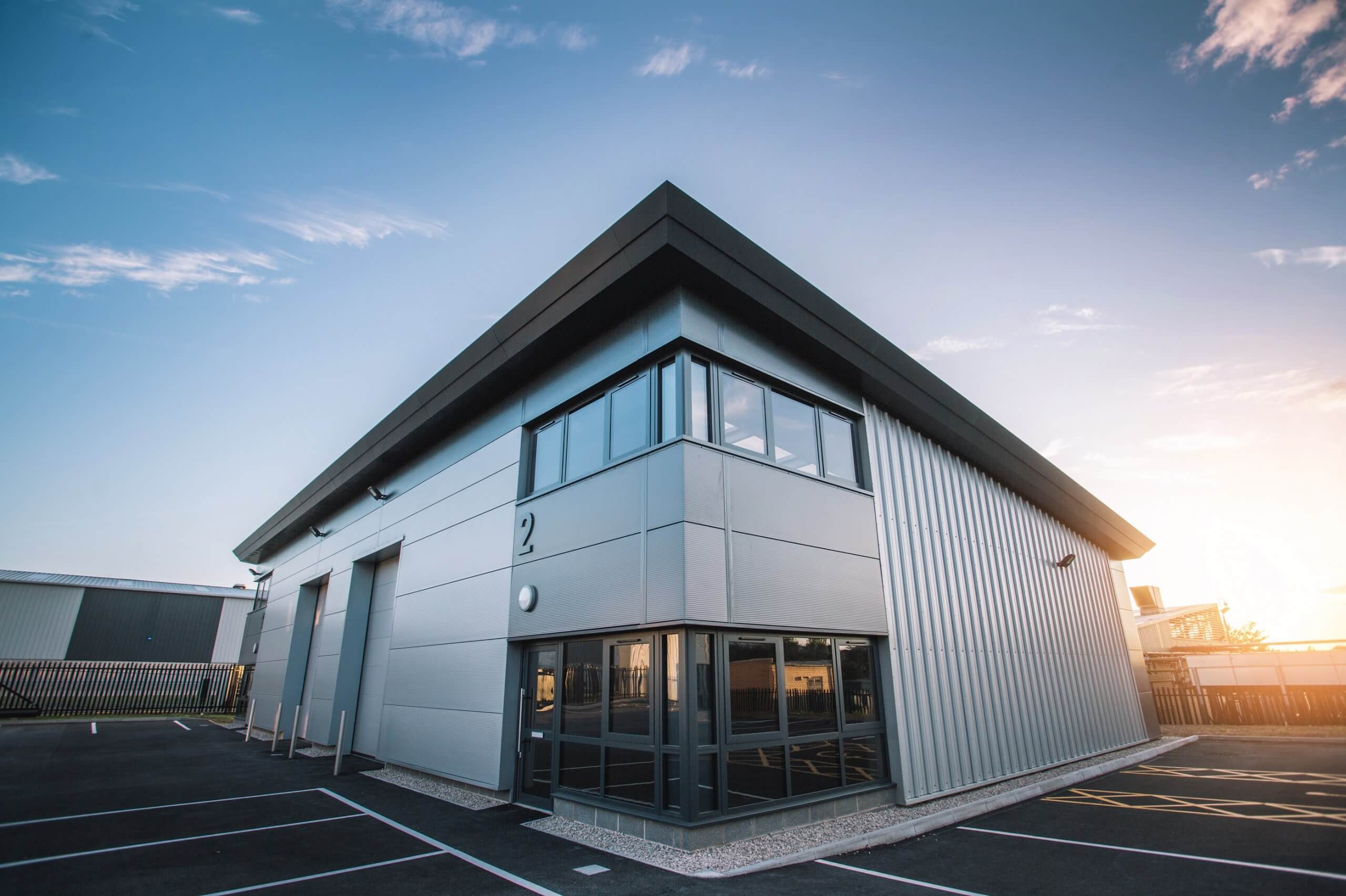 Work completed on £3m industrial development in Barnsley