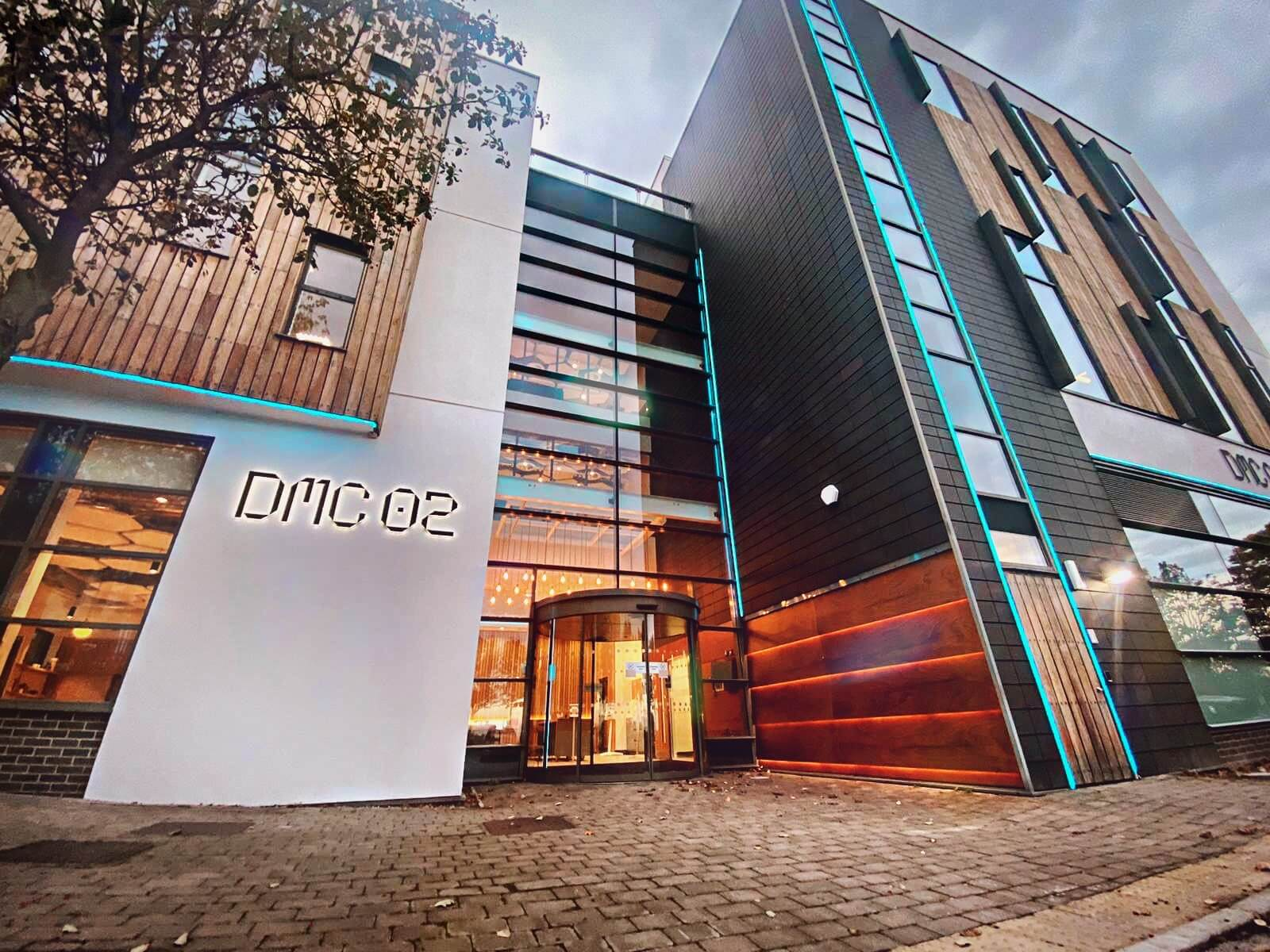 Barnsley blazes a trail with opening of new digital business hub