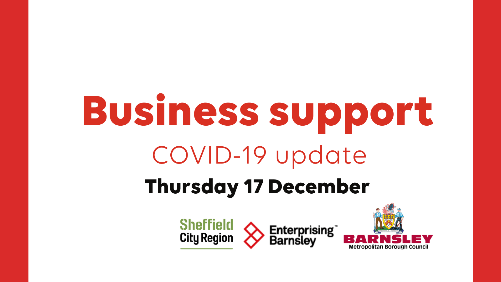 Support to business affected by Tier 3 restrictions