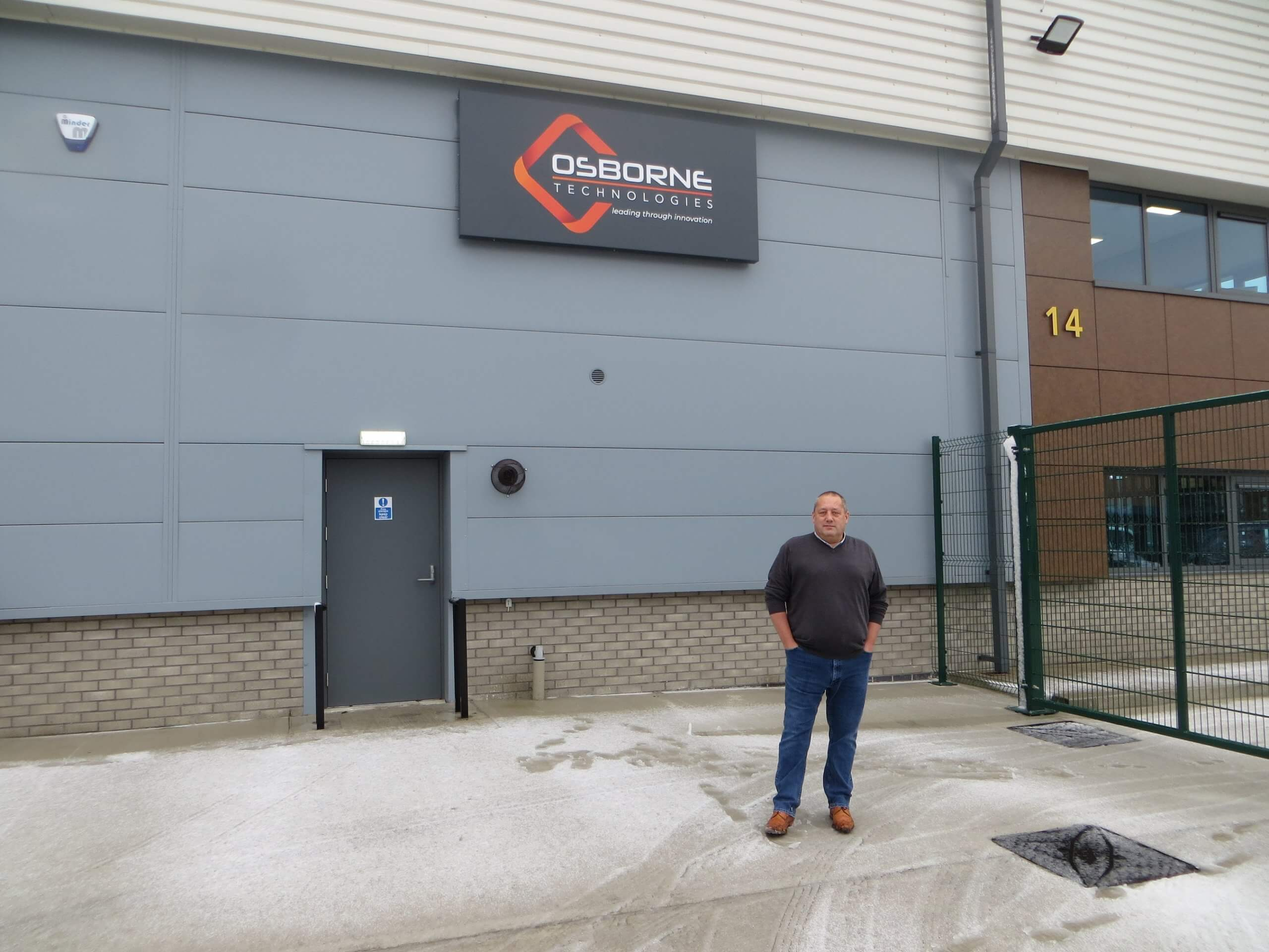 Barnsley company moves into new premises as Covid provides clear view of future