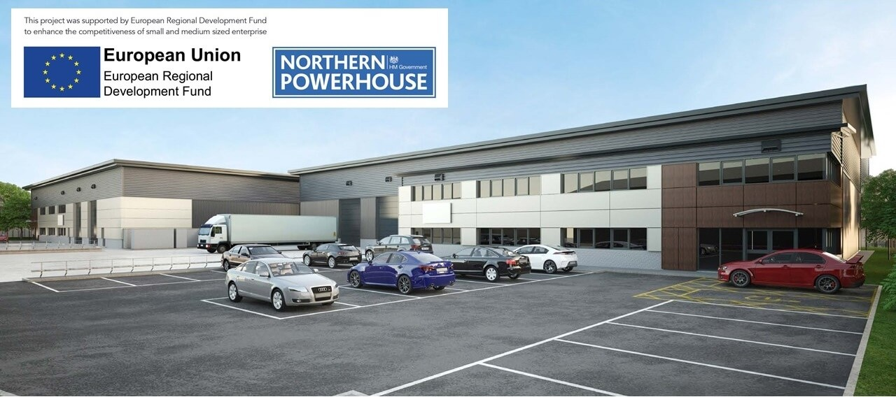 Phase two starts on £5.25m Barnsley business park