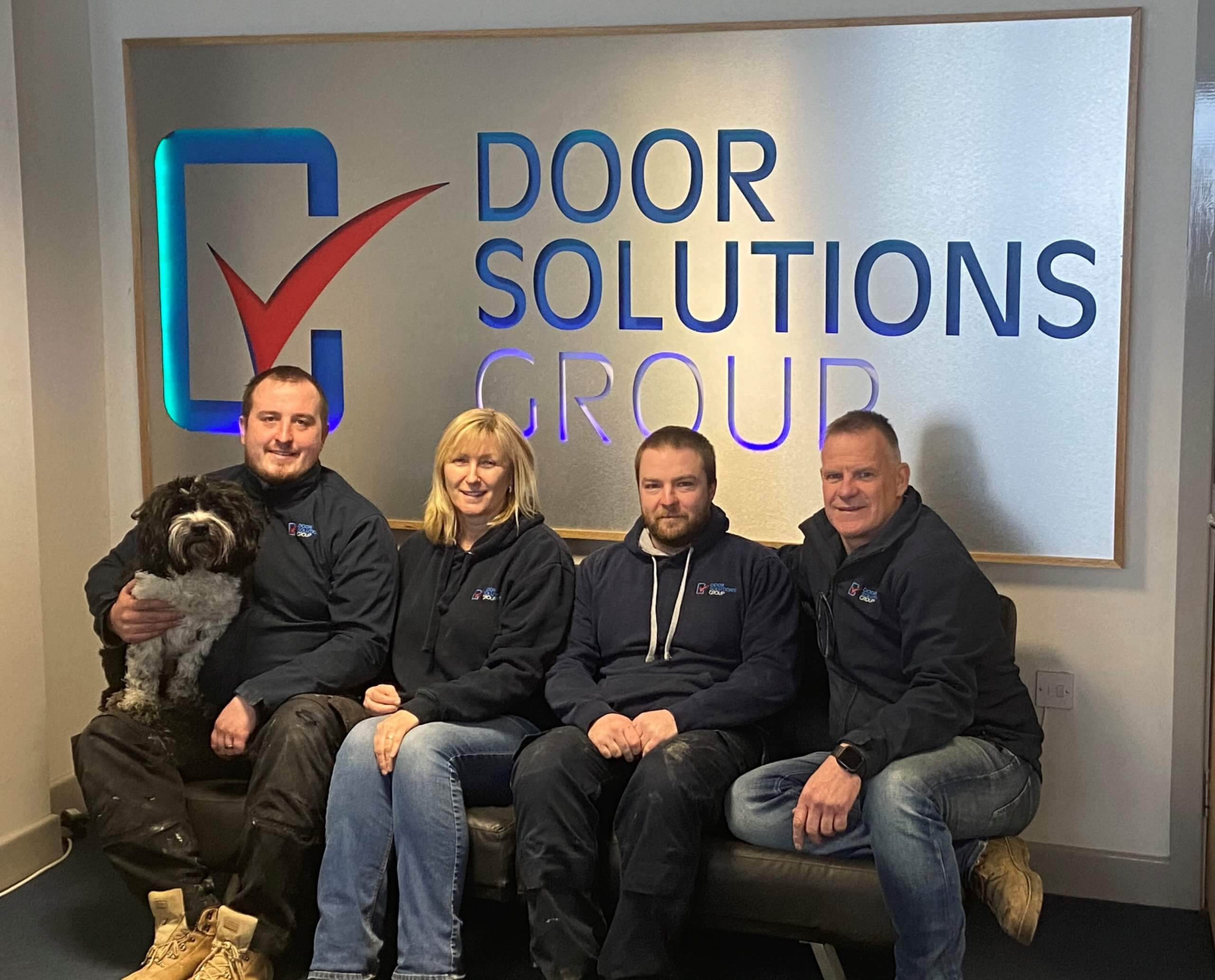 Barnsley fire door manufacturer invests in growth to chase £1m turnover