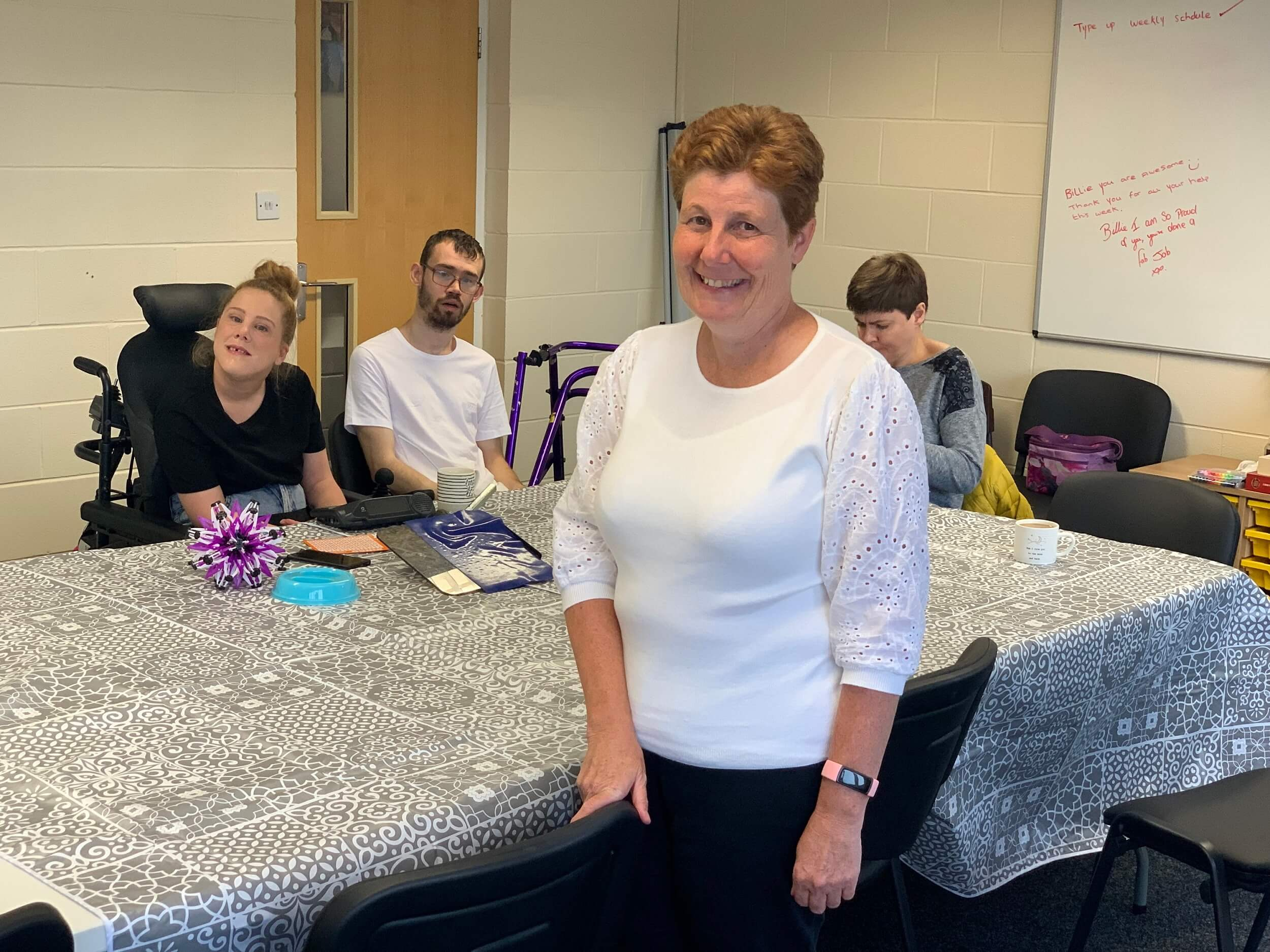 Family-run care business opens its 'happy place' in Barnsley