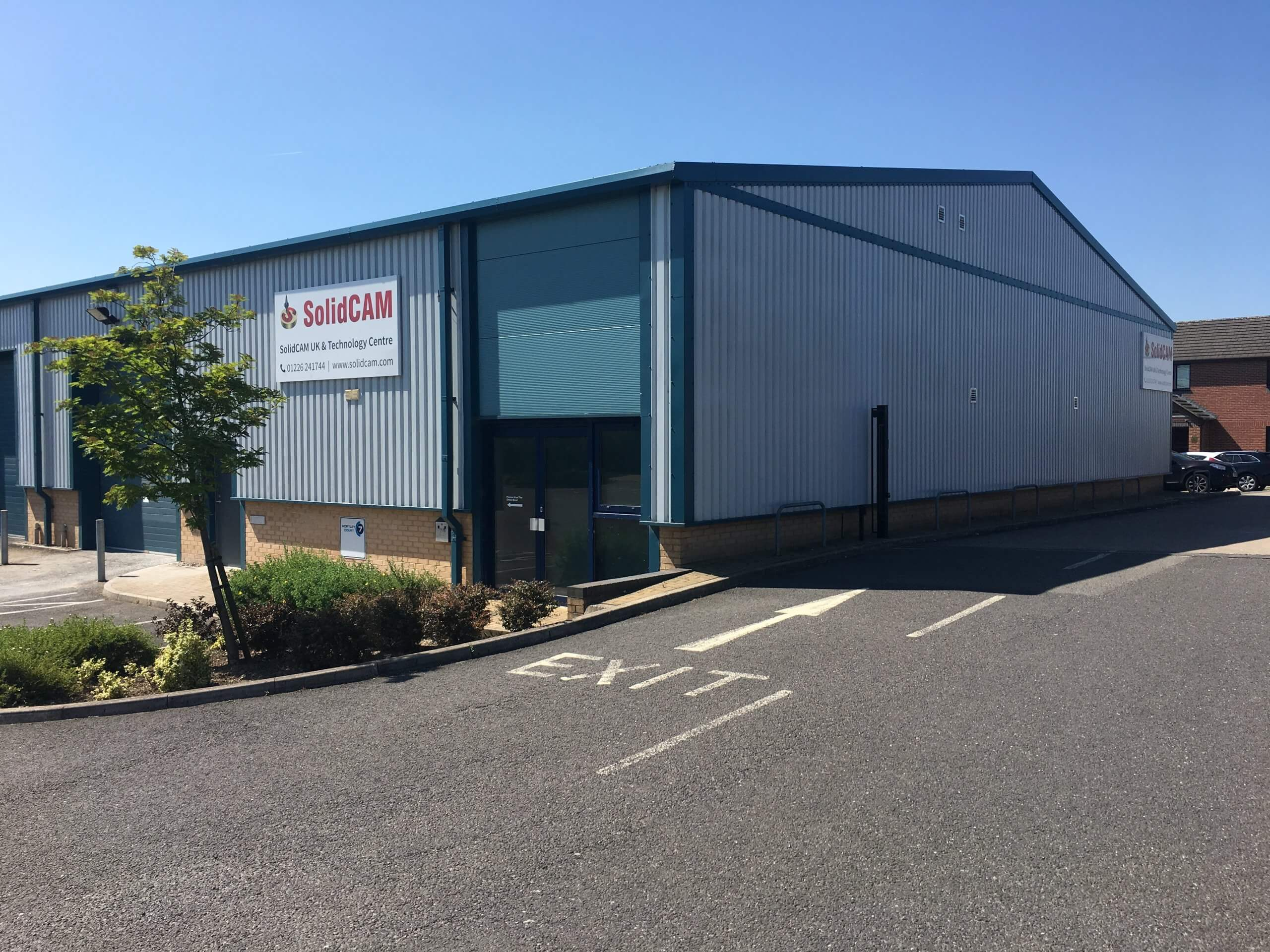 SolidCAM UK Launches New Technology Centre Website.